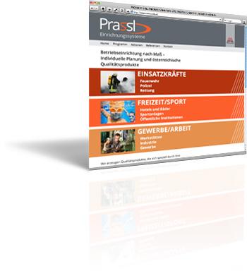 PRASSL Einrichtungssysteme